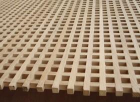 Прямая решетка 15х15мм