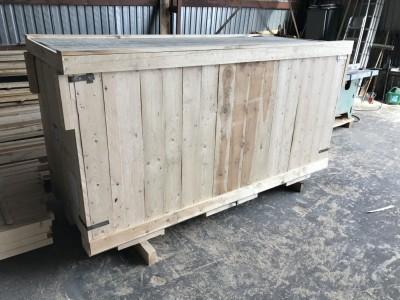 Ящик деревянный 1500x700x700мм